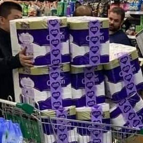 The REAL REASON Why People Are Stockpiling Toilet Paper