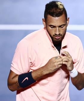 Nick Kyrgios Offers To Share His Noodles And Bread With Anybody In Need