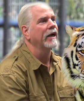 Tiger King's Doc Antle Has Revealed That He Gets About 50 Death Threats A Day, Sleeps With AK-47