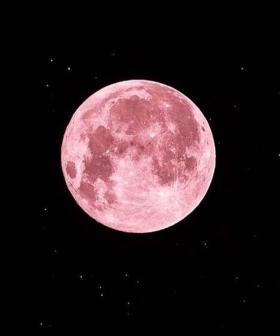 How To See April's Pink Super Moon Light Up The Sky Tonight