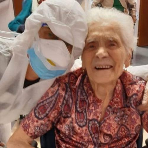 103-Year-Old Woman Recovers From COVID-19
