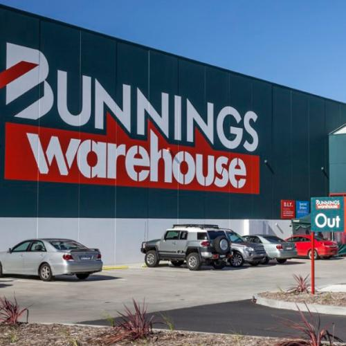 Bunnings Warehouse's New Revolutionary Way Of Shopping Now Available At 250 Stores