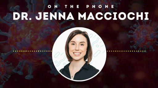 Immunologist Dr. Jenna Macciochi DEBUNKS Common Coronavirus Myths And Misconceptions