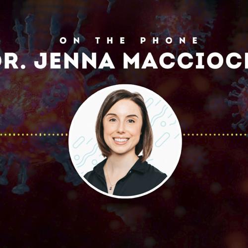 Immunologist Dr. Jenna Macciochi DEBUNKS Common Coronavirus Myths And Misconceptions