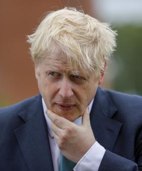 UK Prime Minister Boris Johnson Admitted To Hospital