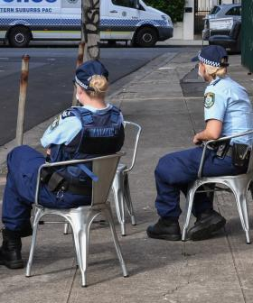 NSW Man Issued $1000 Fine For Eating Kebab On Public Bench