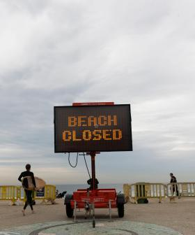 Randwick Council Forced To Close Its Beaches, Including Coogee And Maroubra, Due To Crowding