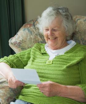 Elderly Residents Find Company In Pen Pals Amid Coronavirus Pandemic