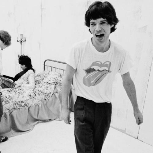 Rolling Stones' Iconic Logo Wasn't Modelled On Mick Jagger's Tongue And Lips