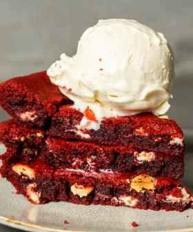 Cookie Pies Are All The Rage Now And Here's Messina's RED VELVET One!