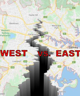 Western Sydney Obeying Lockdown Laws While Sydney's East Does Not