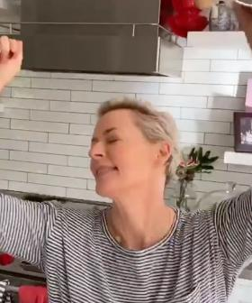 Amanda Keller Leads All-Star Aussie Lineup In Epic Rendition Of 'Love Is In The Air'