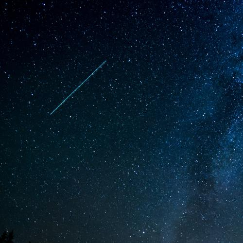 Where To Watch The Meteor Shower That Will Shoot Across The Sky Tomorrow