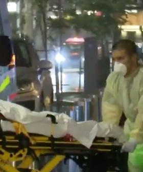 Three Children Rushed From Sydney Quarantine Hotel To Hospital