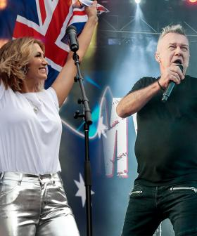 Delta Goodrem, Jimmy Barnes And MORE Unite For 'Music From The Home Front' On ANZAC Day