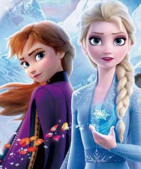 X-Rated 'Frozen' Diary For Children Accidentally Hits Kmart Shelves