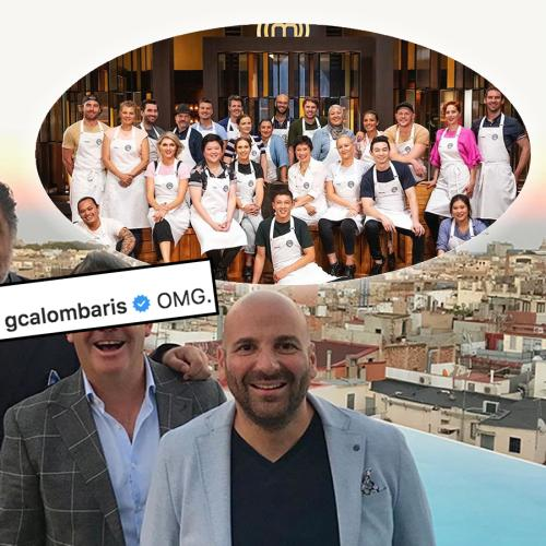 George Calombaris Breaks His Silence On Revamped Masterchef 2020 After Getting The Boot
