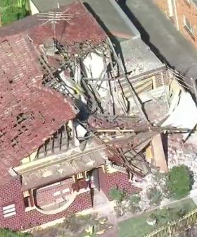 Warning About Dangers Of Insect Bombs After They Caused A House In Sydney To Explode