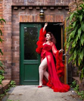 """http://Kitty%20Allure,%20burlesque%20dancer,%20Stanmore.%20It's%20been%20nice%20to%20throw%20on%20a%20full%20face%20and%20dress%20up%20for%20this.%20I've%20lost%20all%20my%20gigs%20in%20the%20foreseeable%20future%20-%20June%20is%20supposed%20to%20be%20the%20next%20one,%20but%20who%20knows%20at%20this%20stage."""""""
