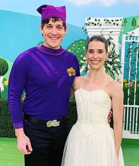 Purple Wiggle Lachy Gillespie Announces Engagement To Dana Stephensen