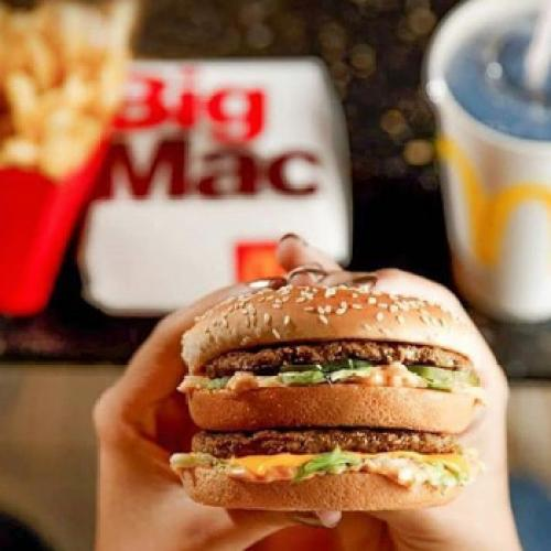 McDonald's Is Slinging FREE Delivery Australia-Wide This Weekend