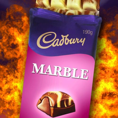We Finally Know When Cadbury Marble Will Hit The Shelves
