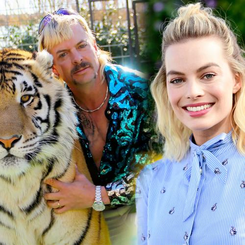 Margot Robbie Could Play Joe Exotic In Upcoming Tiger King Miniseries