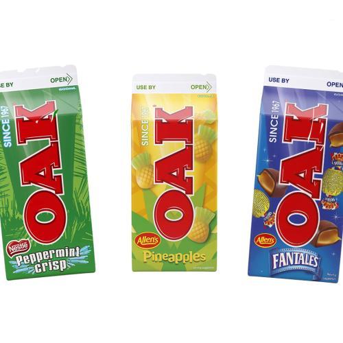 Move Over Chocolate Milk, Oak Has Released LOLLY MILK!