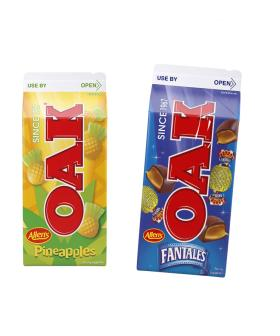 Move Over Chocolate Milk, Oak Has Released LOLLY MILK!
