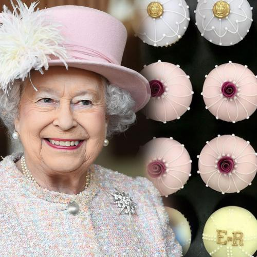 Royal Pastry Chef Reveals Recipe For The Queen's Birthday Cupcakes So You Can Make Them At Home