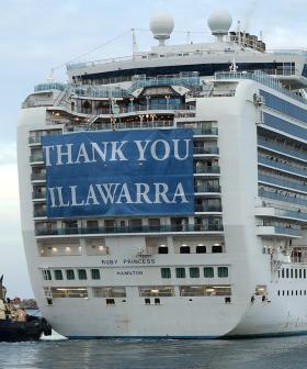 Ruby Princess Cruise Ship Linked To 21 Coronavirus Deaths Leaves NSW