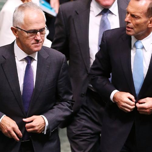"""I Would Love To Be Prime Minister Now"": Malcolm Turnbull On Politics, Depression And His Feud With Tony Abbott"