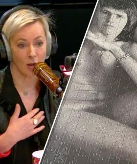 Amanda Keller Is Really Enjoying Her Nude 'Sherbet' Puzzle