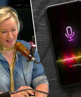 Amanda Keller's Mother-In-Law FREAKS OUT After Siri Speaks To Her