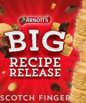 Arnott's Release Their Recipe For Scotch Fingers So You Can Make The Ultimate Bikkie At Home