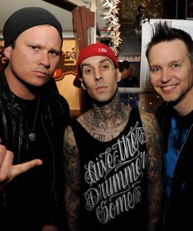 "Don't Be Surprised If There's A Blink 182 Reunion In ""A Year Or Two"""