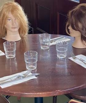 Cops Called To Aussie Restaurant After Mannequins Mistaken For Social Gathering