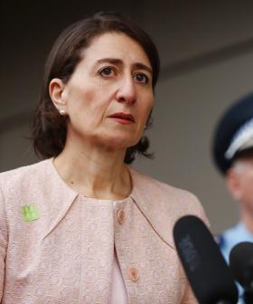 """We're Not At That Stage"": Premier Gladys Berejiklian On Whether Masks Will Be Made Mandatory In NSW"
