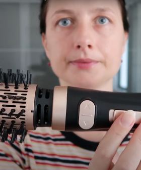 ALDI's Next Special Buy Is A $25 Heated Rotating Hair Brush