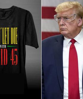 Guns N' Roses Drag Trump With New 'Live N' Let Die' T-shirt For Charity