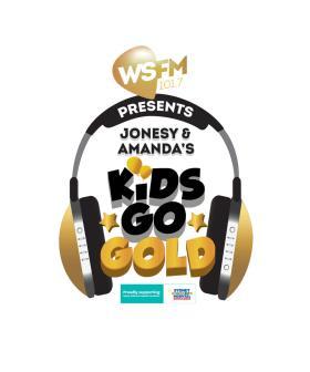 WSFM Presents Jonesy & Amanda's Kids Go Gold!