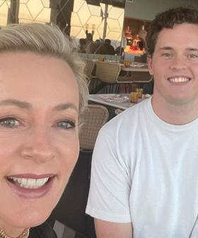 Amanda Keller's Eldest Son Liam Turns 19 Today!
