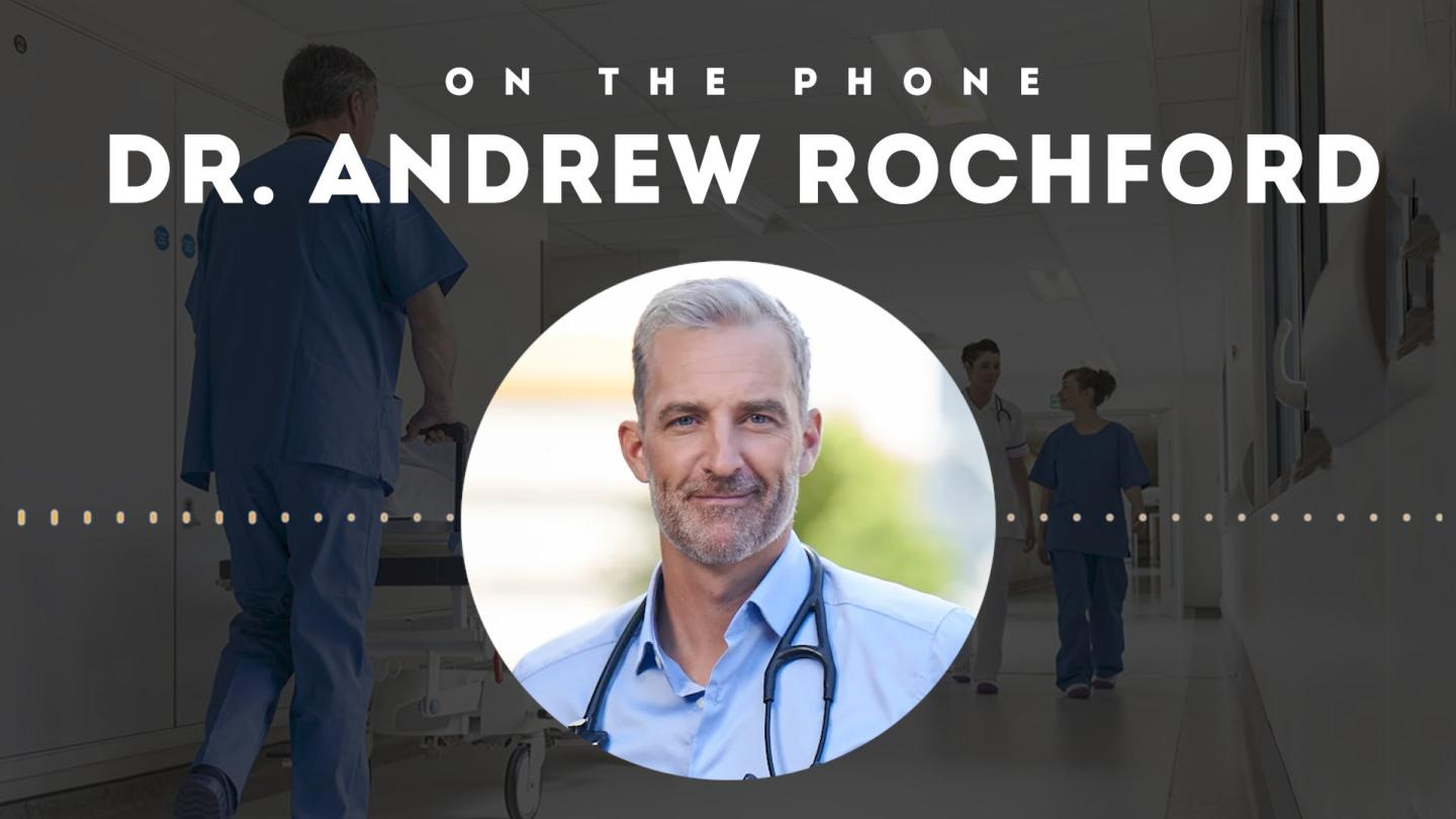 Dr. Andrew Rochford Addresses Vaccines And Anti-Vaxxers