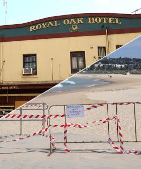 Pubs, Cafes, Beaches And More Reopen As NSW Enters First Day Of Eased Restrictions