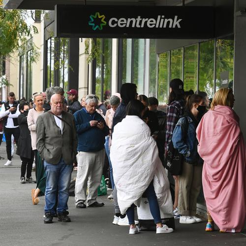 One In Five Australians Can't Support Their Families Amid Coronavirus Pandemic