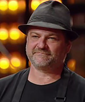MasterChef Star Chris Badenoch Shocks Fans After It's Revealed He's Married To Another Contestant