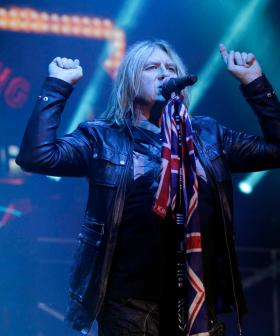 Joe Elliot Doesn't Know What The Opening Lyrics To 'Pour Some Sugar On Me' Mean
