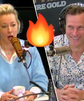 Did Brendan 'Jonesy' Jones Just FAT SHAME Amanda Keller Live On Radio?