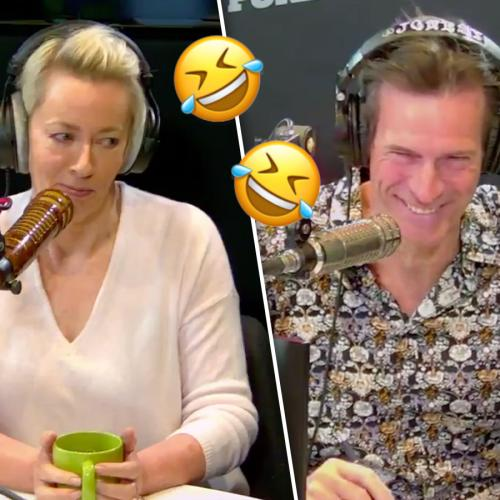 """""""I Didn't Know How To Call"""": This Could Be The Funniest Call From A Listener EVER!"""