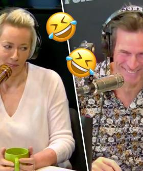 """I Didn't Know How To Call"": This Could Be The Funniest Call From A Listener EVER!"